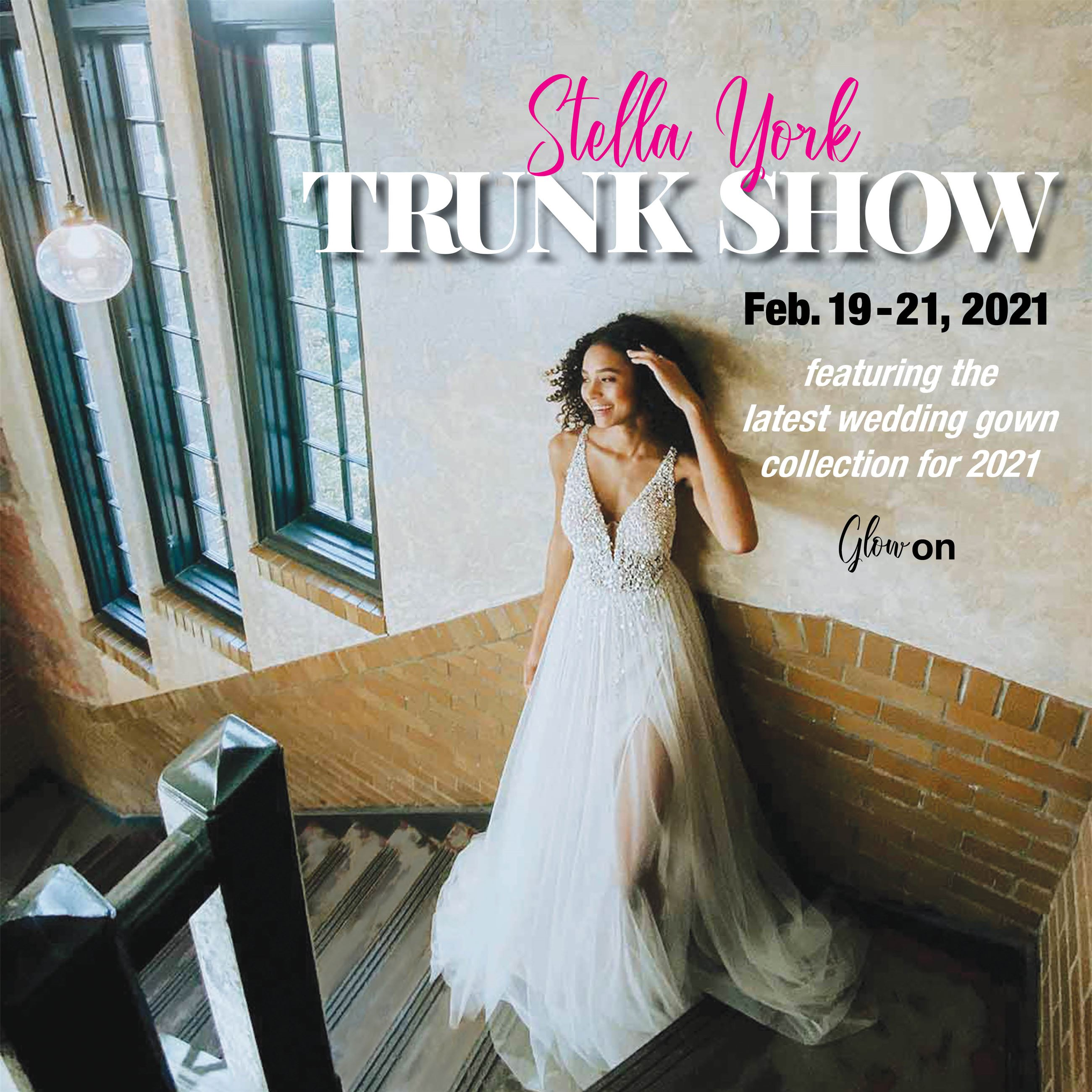 A Stella York TRUNK SHOW Main Image