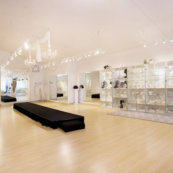 Photo of our showroom